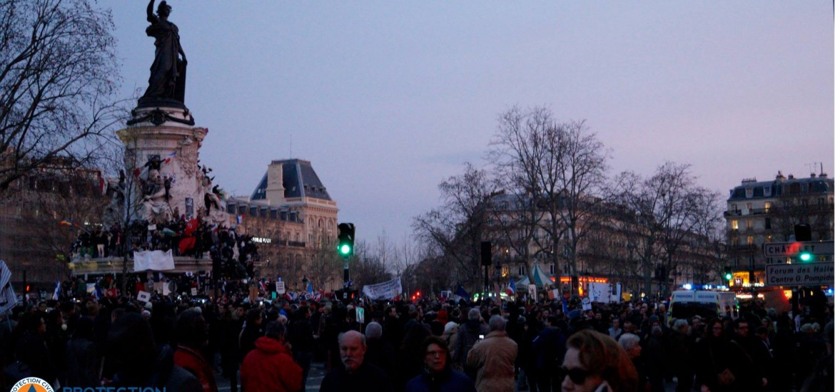 Marche Republicaine