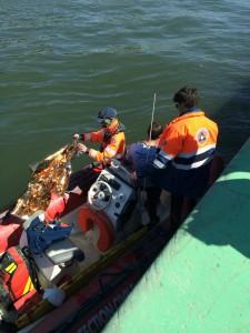 intervention nautique Color run protection civile de paris 1