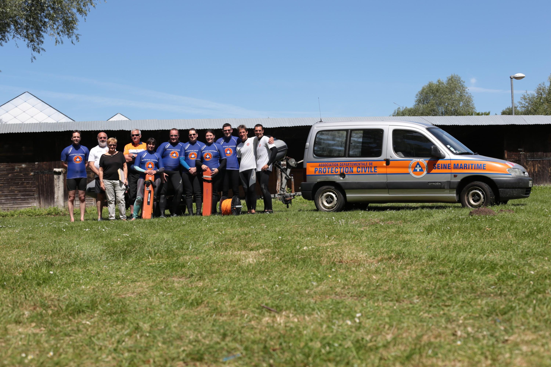 protection civile secours nautique